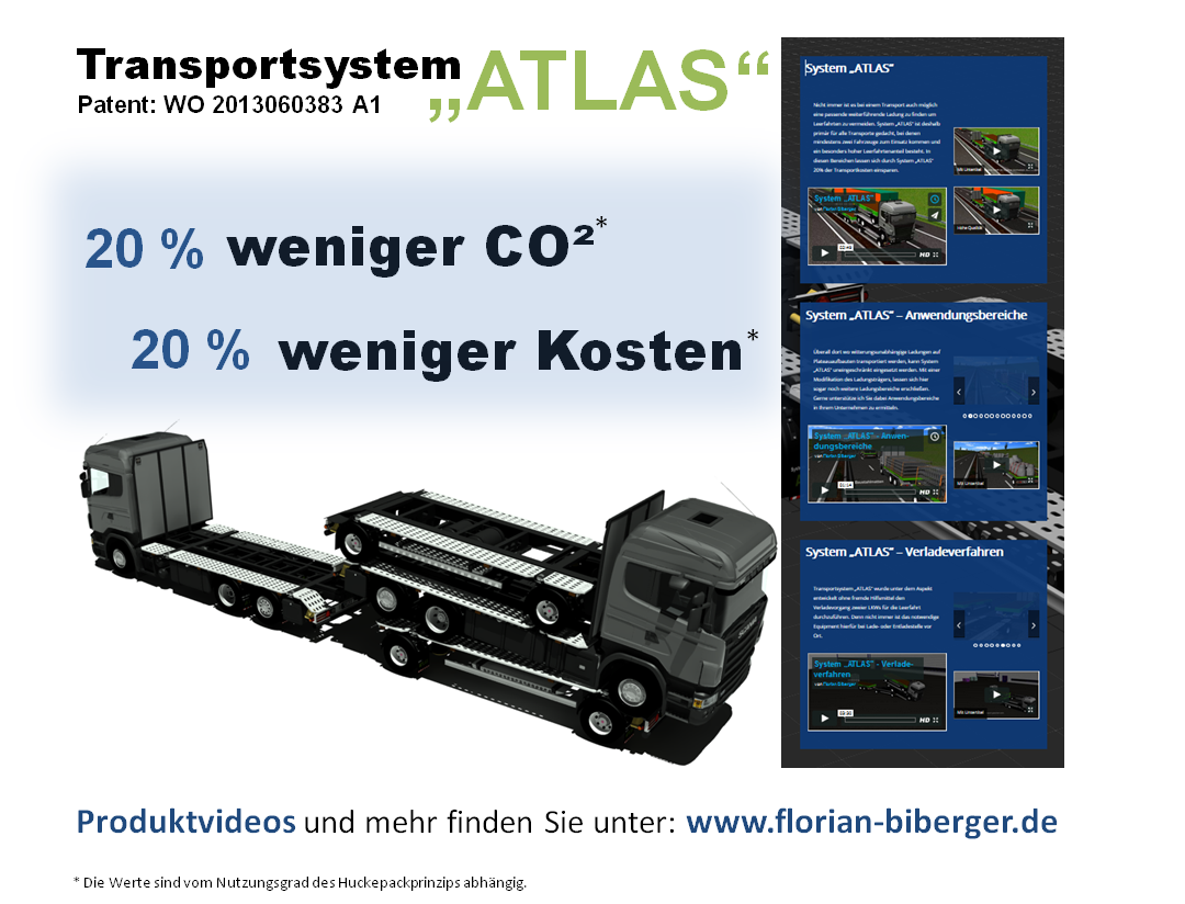 Flyer ATLAS